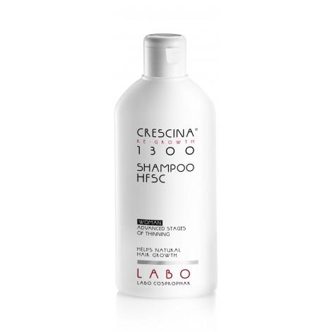 CRESCINA RE-GROWTH HFSC 1300 plaukų augimą skatinantis šampūnas moterims 200ml