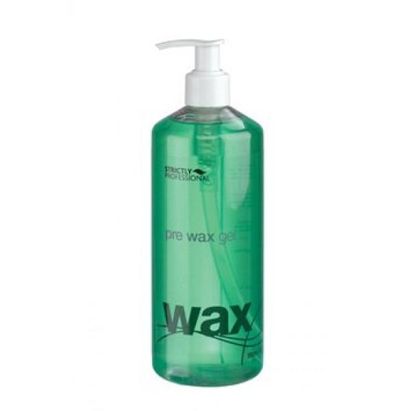 WAX želė-losjonas preiš depiliaciją  500ml