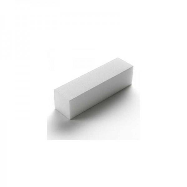 Blokelis baltas nagams #100/180